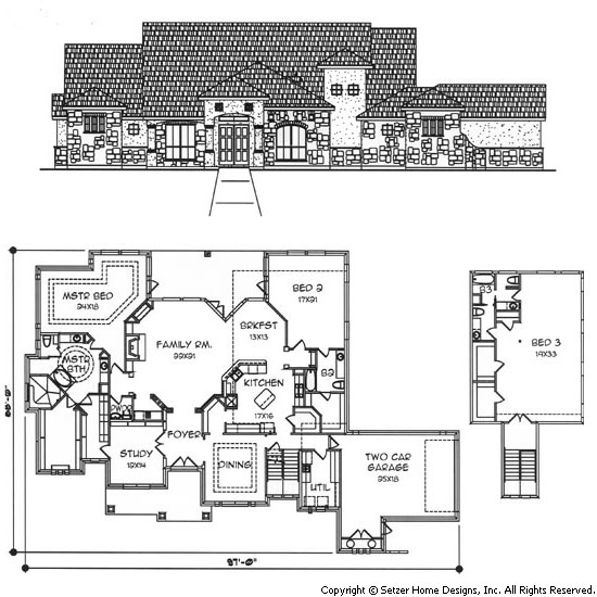 GS03-087 2,000 Sq. Ft.